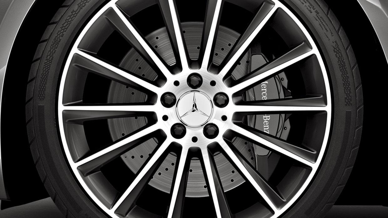 Mercedes-Benz 2018 WHEELS BQ8409060 BQ8409061 MCFO R