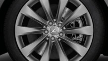 Mercedes-Benz 2018 WHEELS BQ8409062 MCF