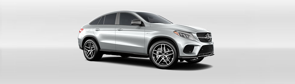 Mercedes-Benz 2019 GLE43 AMG COUPE ACCESSORY HERO