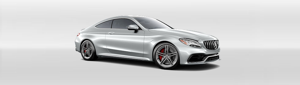 Mercedes-Benz 2020 AMG C63S COUPE AH