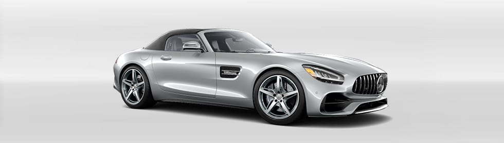 Mercedes-Benz 2020 AMG GT ROADSTER ACCESSORY HERO