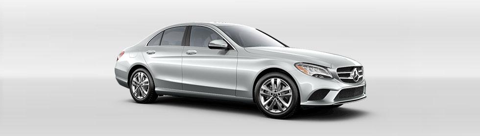 Mercedes-Benz 2020 C300 SEDAN ACCESSORY HERO