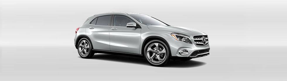 Mercedes-Benz 2020 GLA250 SUV AH