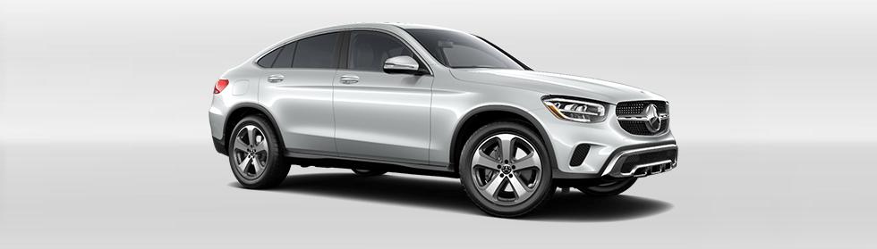 Mercedes-Benz 2020 GLC300 4M COUPE AH