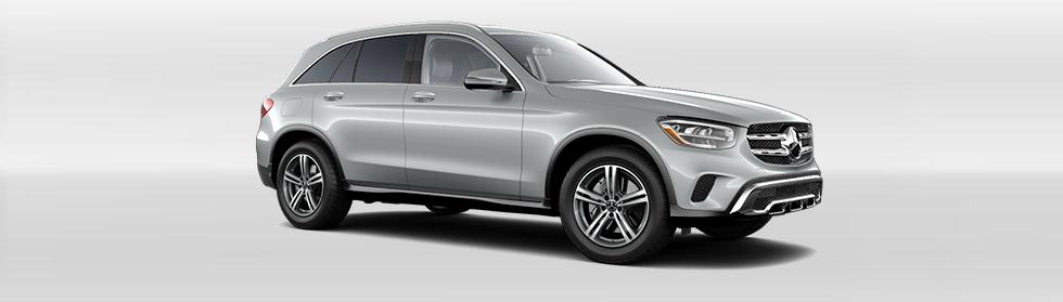 Mercedes-Benz 2020 GLC300 4M SUV AH