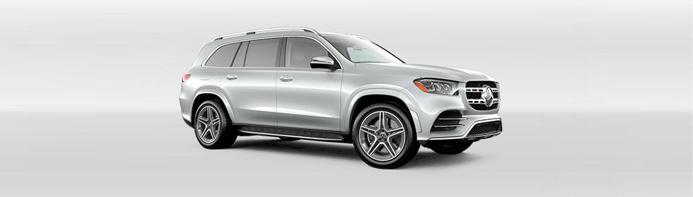 Mercedes-Benz 2020 GLS580 SUV AH