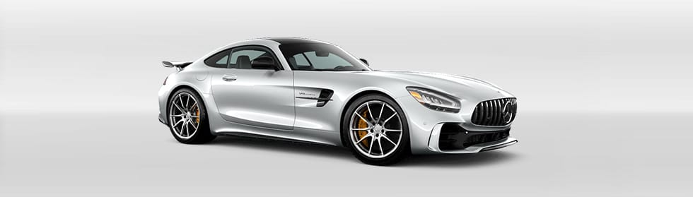Mercedes-Benz 2020 GTR COUPE ACCESSORY HERO