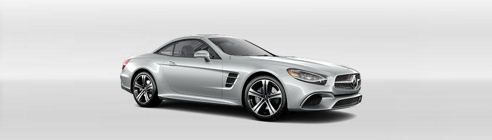 Mercedes-Benz 2020 SL450 ROADSTER HERO ACCESSORY