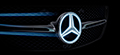 Mercedes-Benz IlluminatedStar mercedes accessories 120x55