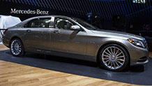 Mercedes-Benz Auto Shows