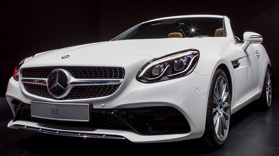 Mercedes-Benz 2016 DETROIT AUTO SHOW 0837