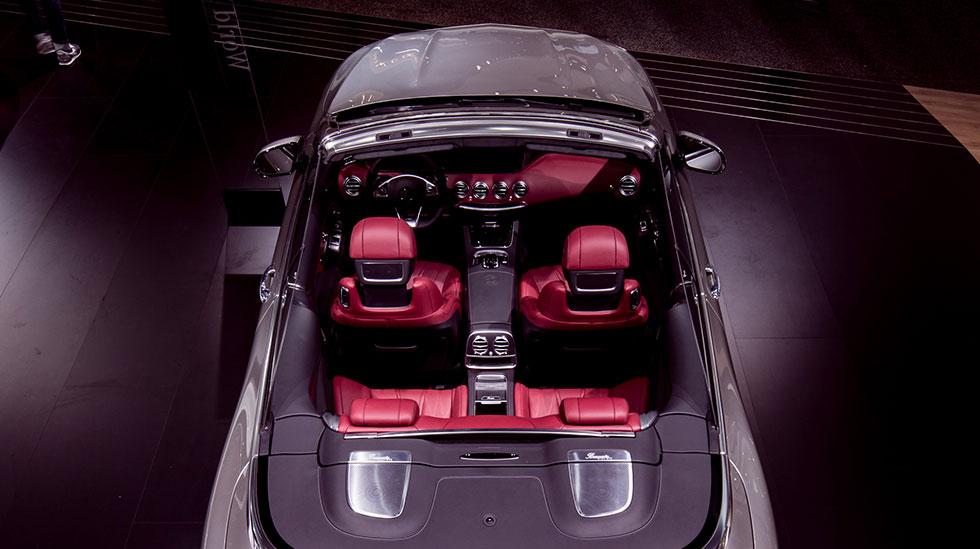 Mercedes-Benz 2016 DETROIT AUTO SHOW 1499