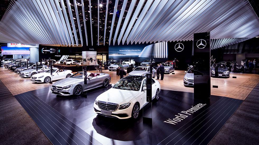 Mercedes-Benz 2016 DETROIT AUTO SHOW 1549