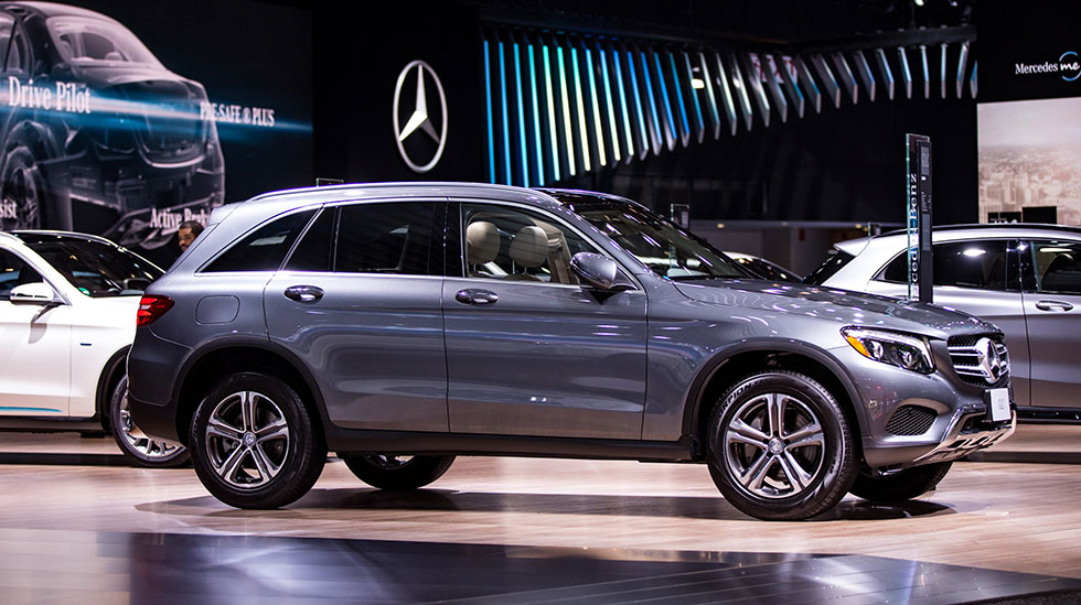Mercedes-Benz 2016 DETROIT AUTO SHOW 1652