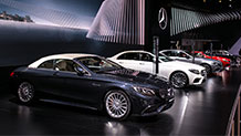 The 2017 Mercedes-AMG S65 Cabriolet