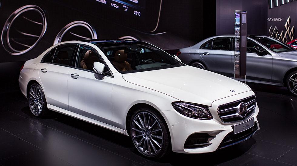 Mercedes-Benz 2016 DETROIT AUTO SHOW 1815