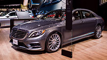 The 2016 Mercedes-Benz S550e Plug-In HYBRID Sedan