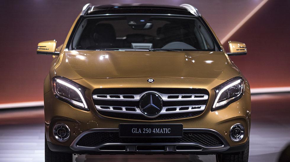 Mercedes-Benz 2017 DETROIT AUTO SHOW 02