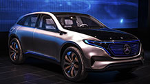 The Concept EQ electric SUV