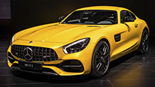 The 2018 Mercedes-AMG GT S
