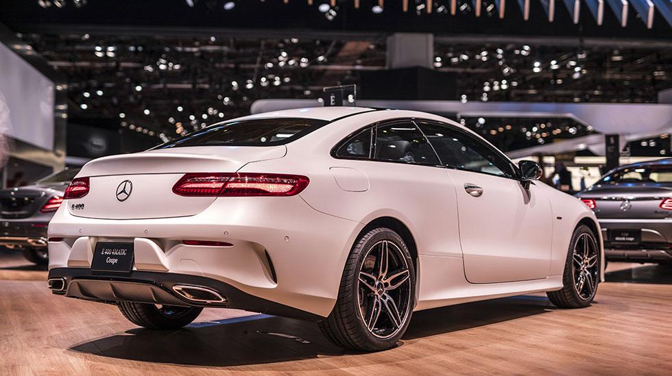 Mercedes-Benz 2017 DETROIT AUTO SHOW 13