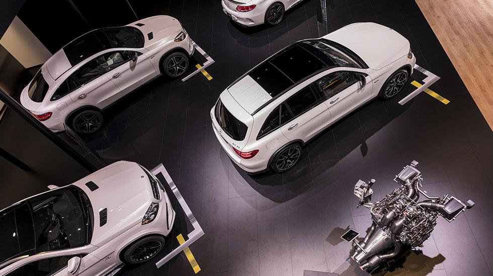 Mercedes-Benz 2017 DETROIT AUTO SHOW 15