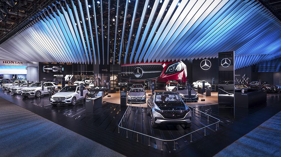 Mercedes-Benz 2017 DETROIT AUTO SHOW 20