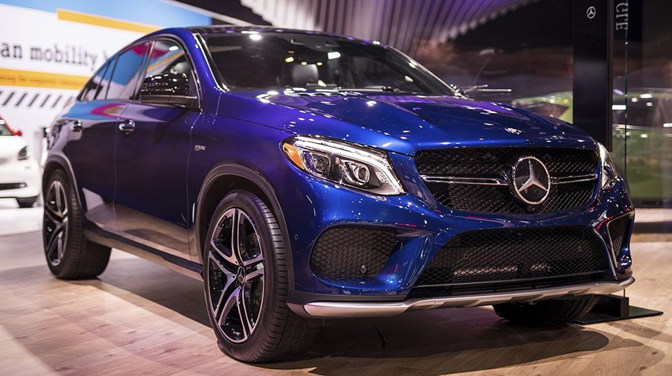 Mercedes-Benz 2016 LA AUTO SHOW 01