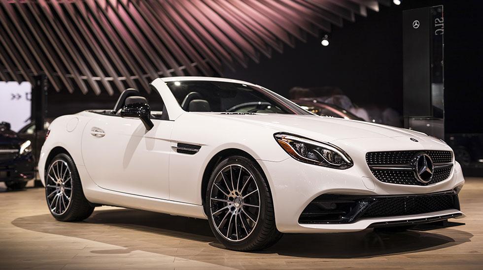 Mercedes-Benz 2016 LA AUTO SHOW 05