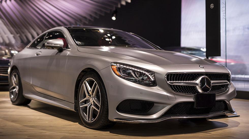 Mercedes-Benz 2016 LA AUTO SHOW 06