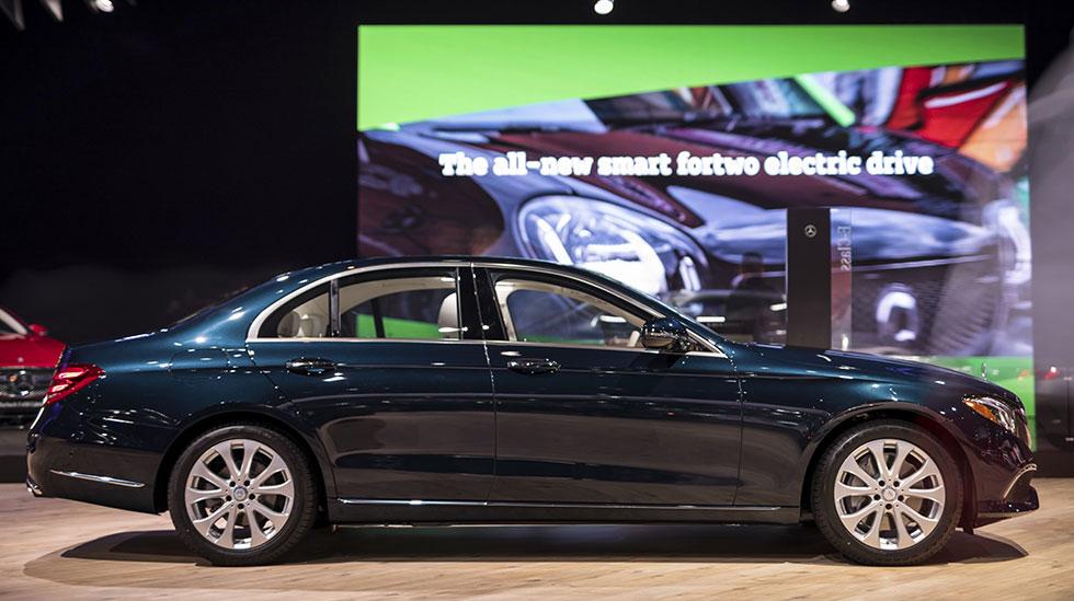 Mercedes-Benz 2016 LA AUTO SHOW 07