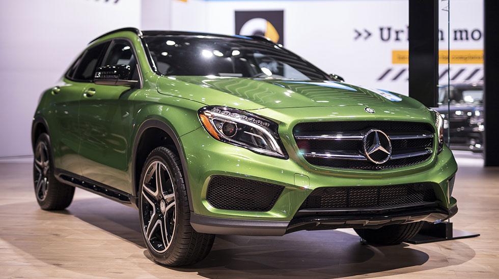 Mercedes-Benz 2016 LA AUTO SHOW 08
