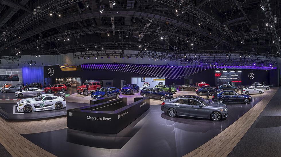 Mercedes-Benz 2016 LA AUTO SHOW 09