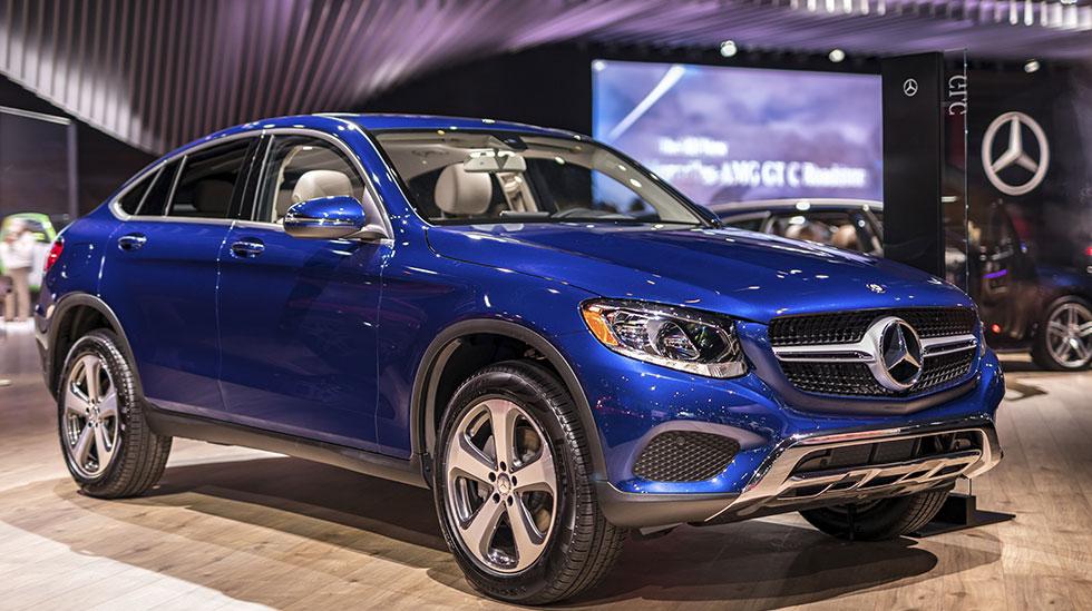 Mercedes-Benz 2016 LA AUTO SHOW 12
