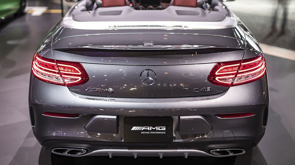 Mercedes Auto Shows Los Angeles Detroit Chicago And New York - San diego international car show coupons