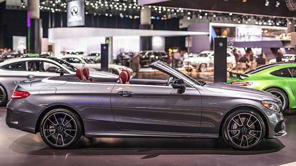 Mercedes-Benz 2016 LA AUTO SHOW 16