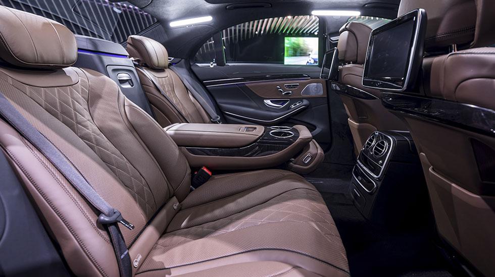 Mercedes-Benz 2016 LA AUTO SHOW 17