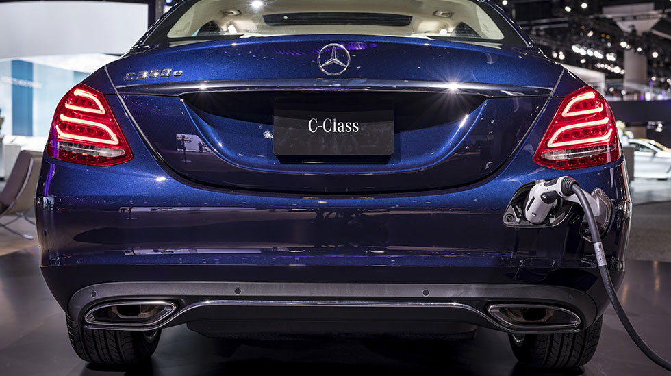 Mercedes Auto Shows Los Angeles Detroit Chicago And New York - Mercedes benz car show