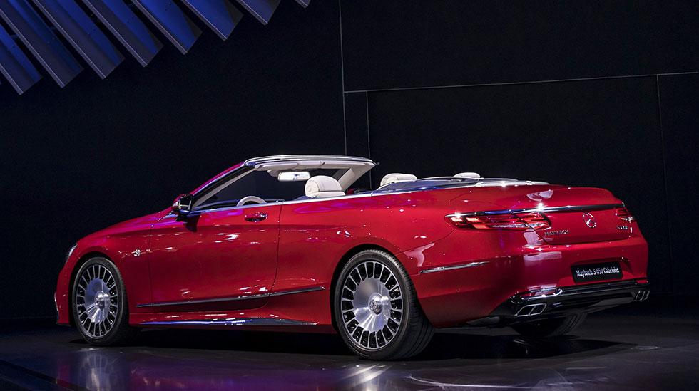 Mercedes-Benz 2016 LA AUTO SHOW 20