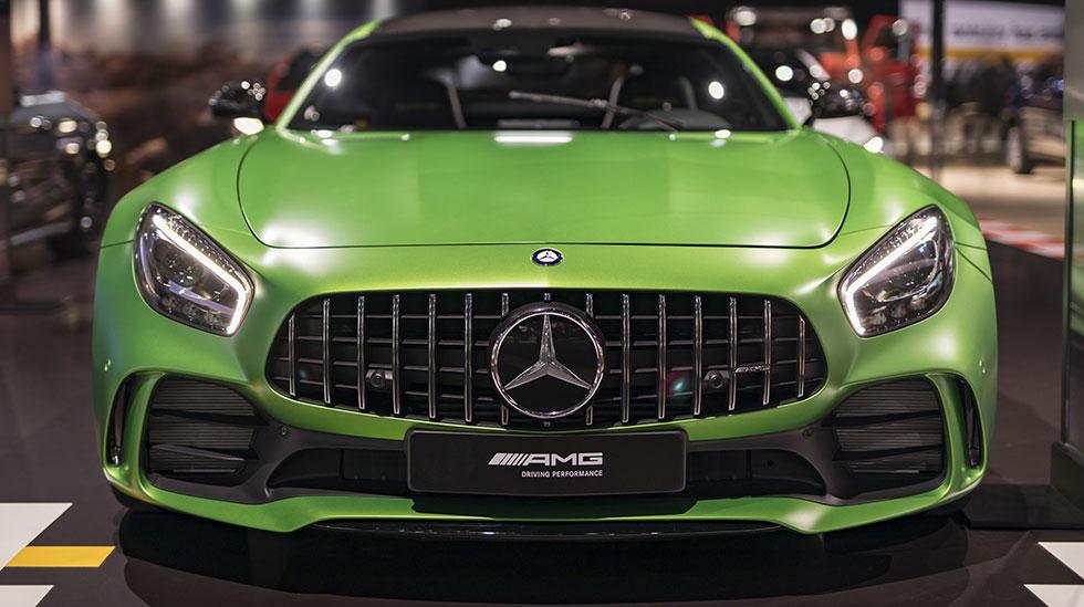 Mercedes-Benz 2016 LA AUTO SHOW 22