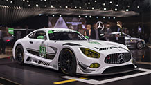 Mercedes Auto Shows Los Angeles Detroit Chicago And New York - Jacob javits center car show 2018