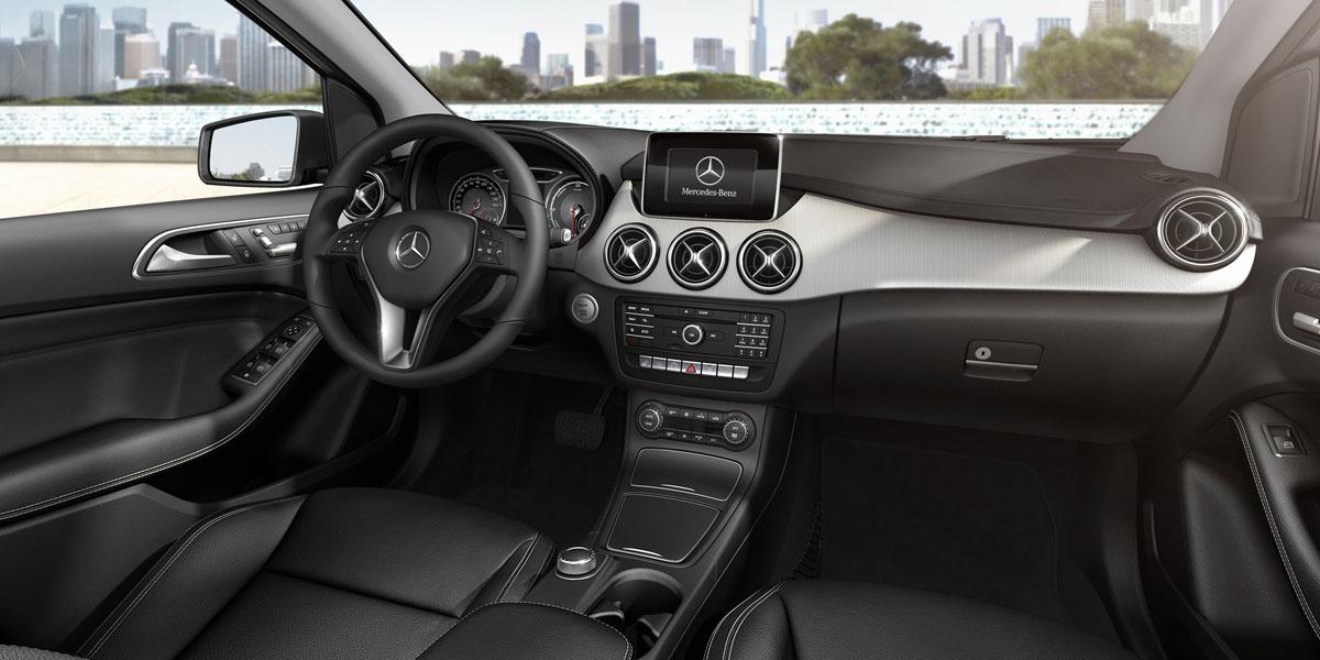 Mercedes-Benz 2015 B CLASS ELECTRIC DRIVE 201 BYO D 01