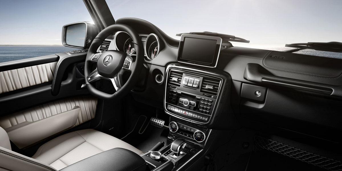 Mercedes-Benz 2015 G CLASS G63 AMG SUV DESIGNO ZF3 BYO D 01