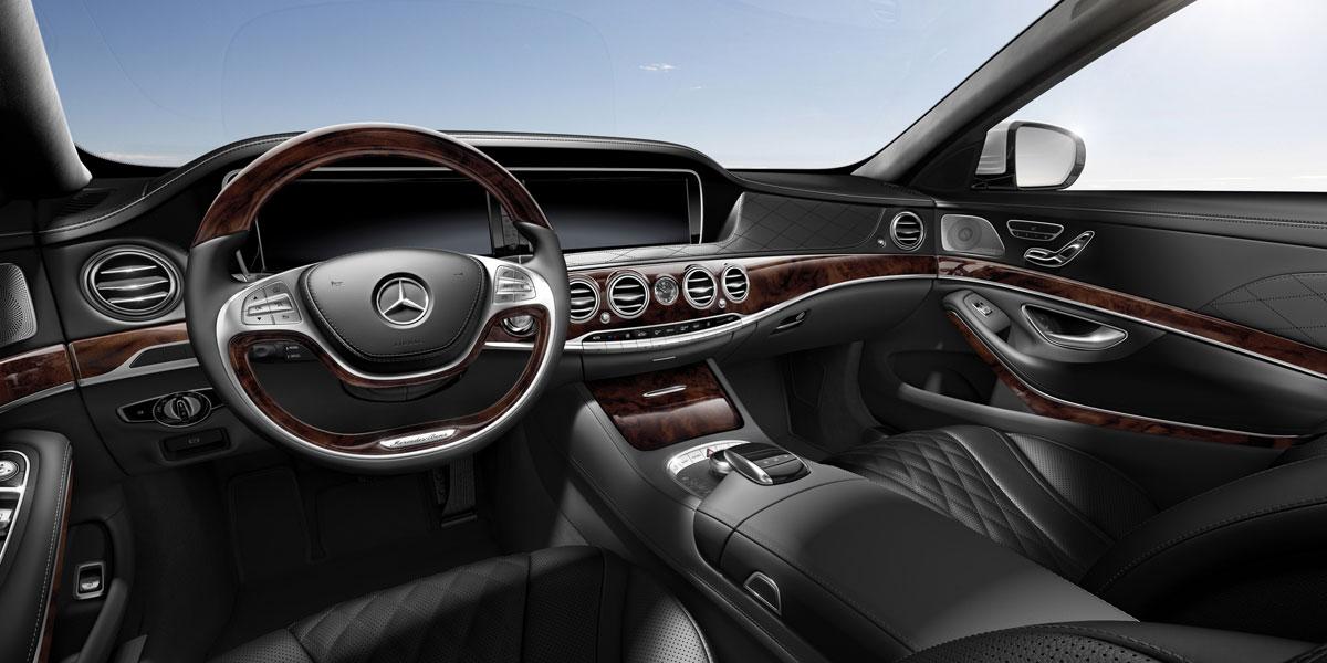 Mercedes-Benz 2015 S CLASS SEDAN S600 UPHOLSTERY 397 501 BYO D 01