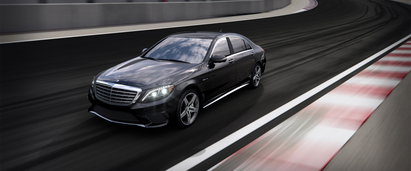 Mercedes-Benz 2015 S CLASS S63 SEDAN BACKGROUND BYO D 01