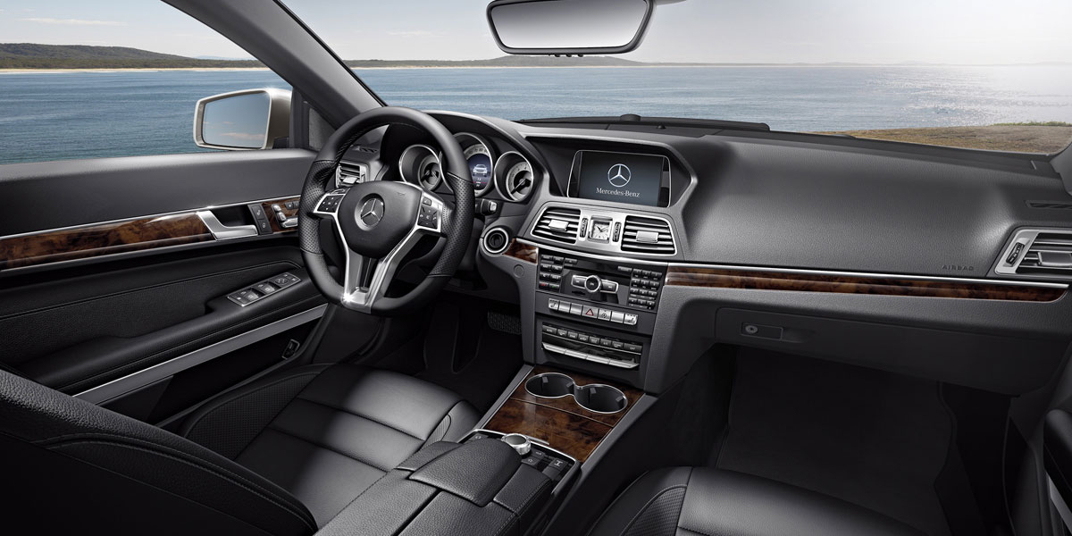 Mercedes-Benz 2016 E CLASS E550 CABRIOLET LEATHER 211 BYO D 01