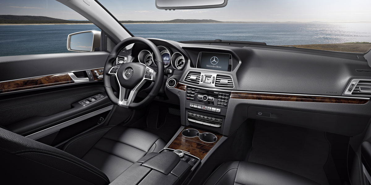 Mercedes-Benz 2016 E CLASS E550 COUPE LEATHER 211 BYO D 01