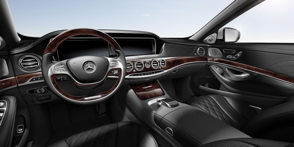 Mercedes-Benz 2016 S CLASS S600 MAYBACH SEDAN EXECUTIVE 501 BYO D 01