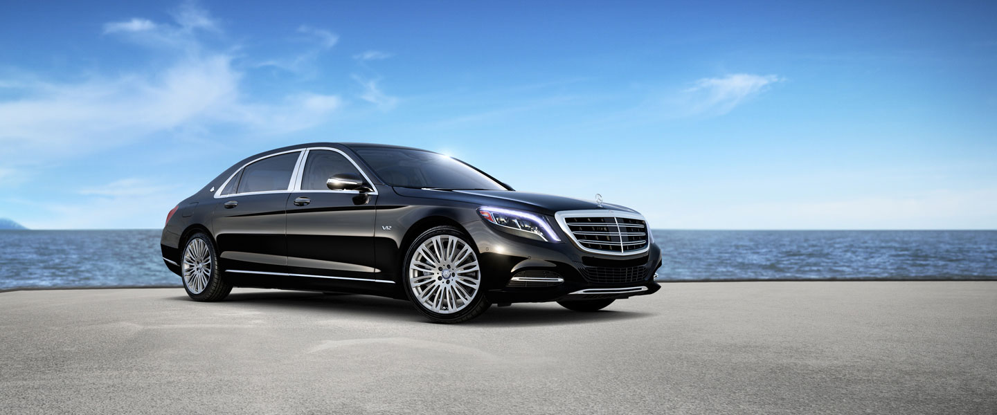 Mercedes-Benz 2016 S CLASS S600 MAYBACH SEDAN BACKGROUND BYO D 01
