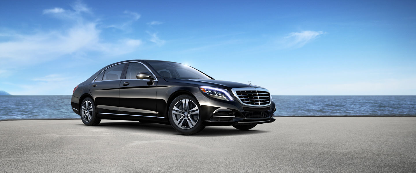 Mercedes-Benz 2016 S CLASS S550 SEDAN BACKGROUND BYO D 01